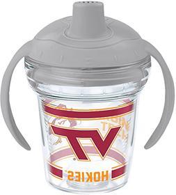 Tervis 1202354 Virginia Tech Hokies Insulated Tumbler with W