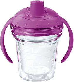 Tervis 1236998 Insulated Tumbler with Parachute Purple Lid,
