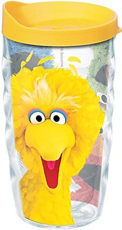 Tervis 1243116 Sesame Street-Group Insulated Tumbler, 10oz W