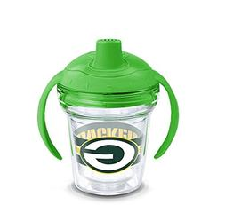 Tervis 1259721 NFL Green Bay Packers 6 oz Sippy Cup with lid