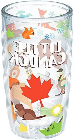 Tervis 1261763 Canada-Little Canuk Insulated Tumbler with Wr