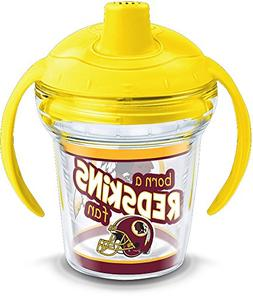 f93af44690d3b Tervis 1290831 NFL Washington Redskins Born a Fan Sippy Cup