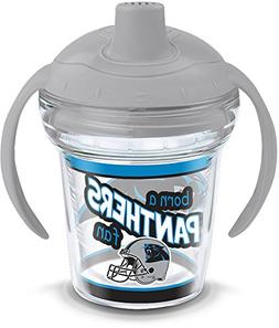 Tervis 1290876 NFL Carolina Panthers Born a Fan Sippy Cup wi