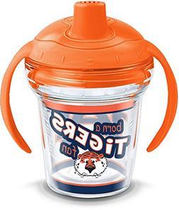 Tervis 1292082 Auburn Tigers Born a Fan Tumbler with Wrap an