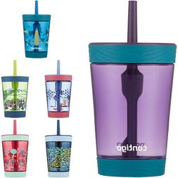 Contigo 14 oz. Kid's Spill Proof Sippy Cup Tumbler with Stra