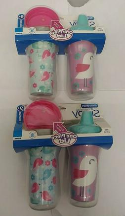 2 2 packs First Years Insulated Sippy Cup 9oz/270ml 9+ Month