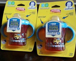 2 Gerber Graduates Advance Sippy Cup, 7-Ounce