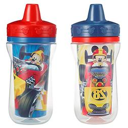 insulated sippy cups mickey mouse 9 ounce