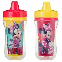 2 PACK! Disney | Minnie Mouse | Infant / Baby | 9oz Insulate