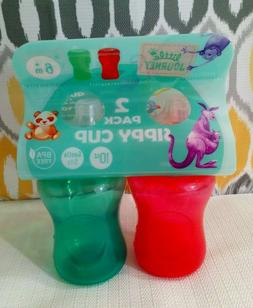 2 pack sippy cup 10 oz soft