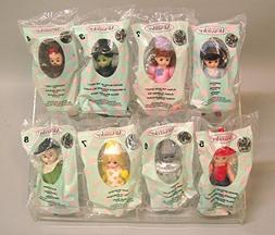 2007 McDONALDS HAPPY MEAL DOLLS COMPLETE SET Wizard of Oz Ma