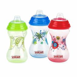 3 pack no spill pinpoint soft spout