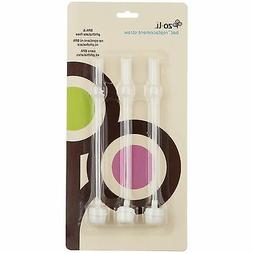 Zo-li 3 Replacement straws for BOT straw sippy cup