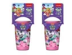 4 - Playtex Sipsters Stage 2 Paw Patrol Girls Spoutless Sipp
