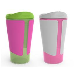 BPA-Free Grow with Me 10 oz. Big Kid Spoutless Cup, 2 Count,