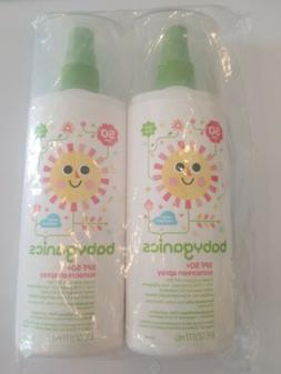 BabyGanics - mineral-based Sunscreen Spray Water Resistant F