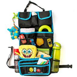 Backseat Car Organizer by Hello Little Monsters - Kids Toy C