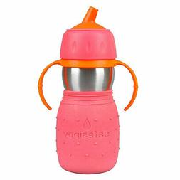Kid Basix Safe Sippy Cup, The Original Stainless Steel Sippy