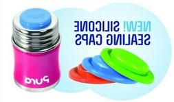 Pura Kiki 3 Piece/Pack Silicone Sealing Disk, Blue, Green, O