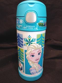 Thermos Funtainer 12 Ounce Bottle, Frozen Aqua