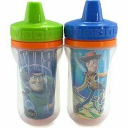 Toy Story Buzz Lightyear 9 Ounce Insulated Sippy Cup