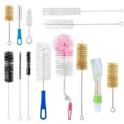 Yoassi 13Pcs Food Grade Multipurpose Cleaning Set Includes S