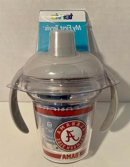 Alabama Crimson Tide My First Tervis Clear 6 oz. Sippy Cup 9