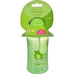 Green Sprouts Aqua Bottle - Green - 1 Count