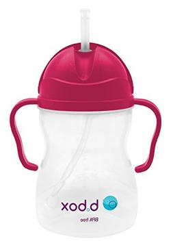 b.box Toddler Feeding Set | Color: Strawberry Shake | Includ