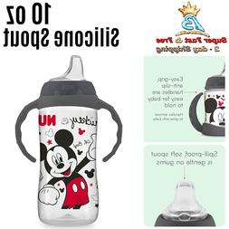 Babies Large Feeding Mickey Mouse Sippy Cup Drinking Water B