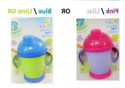 BABY Cup Leak Proof Healthy Eating 6 + months w/ leak poof v