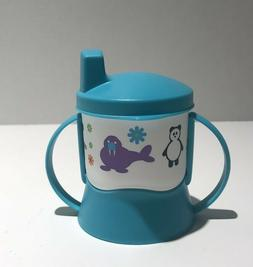 Tupperware Baby Sippy Early Ages Cup with Handles New