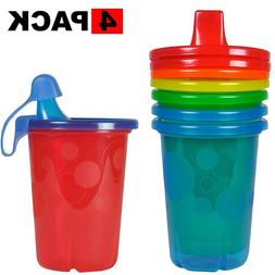 Baby Toddler Cups Spill Proof Sippy Cup Travel Portable Dura