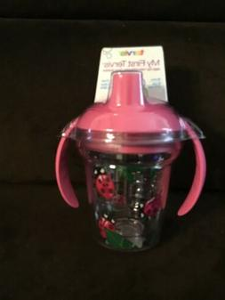 BABY TERVIS TUMBLERS MY FIRST TERVIS SIPPY CUP LADY BUGS wit