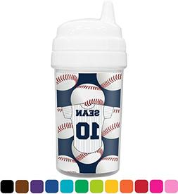 Baseball Jersey Toddler Sippy Cup