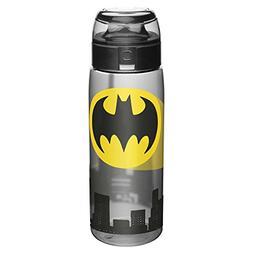 Zak Designs BATU-K954 DC Batman Comics Tritan Union Bottle