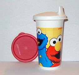 Tupperware Big Bell Tumbler 10 Ounce Sesame Street Muppets E