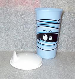 Tupperware Big Bell Tumbler Sipper Seal Kids Cup Halloween M