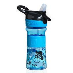 - Nuby Tritan Sippy Cup, Captain Quench Active Toddler Cup,