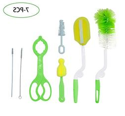 Baby Bottle Brushes 7in2 Best for Cleaning Straws and Tubes,