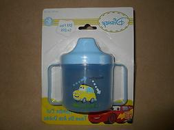BPA Free Disney Cars Luigi Twin Handle Sippy Cup, For 6+ Mon
