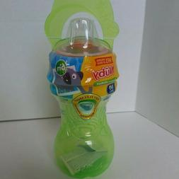 Nuby Bpa Free No-spill Sippy Gripper Cup - Boy Colors 10 OZ
