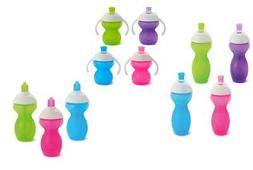 Munchkin Chew Proof Click Lock Trainer Cup / Sippy Cup / Fli
