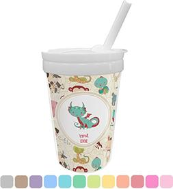 Chinese Zodiac Sippy Cup with Straw