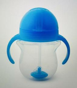 Munchkin Click-Lock 7 oz Weighted Flexi-Straw Cup