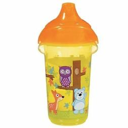 click lock deco sippy cup 266ml yellow