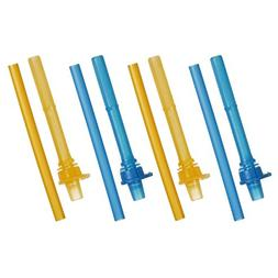 Munchkin Click Lock Replacement Straws with Valves - 2 Pack