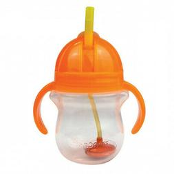 Munchkin Click Lock Tip and Sip Weighted Flexi Straw Trainer