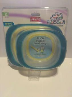 New Playtex baby Create My own Bowl & Plate 12+ months add p