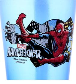 Disney Cups Sippy Spider Man Toddler Kids Straw Handle Mugs